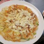 金城苑 - ・「チーズ餅チヂミ(¥1408)」