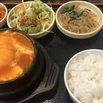 韓国料理 扶餘 -
