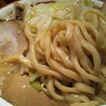 らーめん バリ男 - 麺
