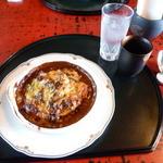 にしき - カレーグラタンセット 1470円