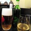 そばびより 朱月庵 - ドリンク写真:ハートランドと大将の隠し酒