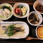 菜食健美 美卯 - 料理写真:弥生の御膳