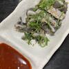 白頭山 - 料理写真:セン刺