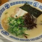 まるきんラーメン - 料理写真:まるきんラーメン720円