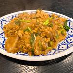 サラカム・イサーン - 料理写真:タイ醤油炒め焼きそば