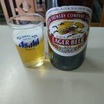 127934967 - 瓶ビール(大)