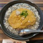 中華・卵料理のお店 卯龍 - 料理写真:ふわふわ天津飯(しお味) (¥780税抜き)