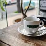 ブラジルコーヒー - ブレンドコーヒー(モーニングAセット)