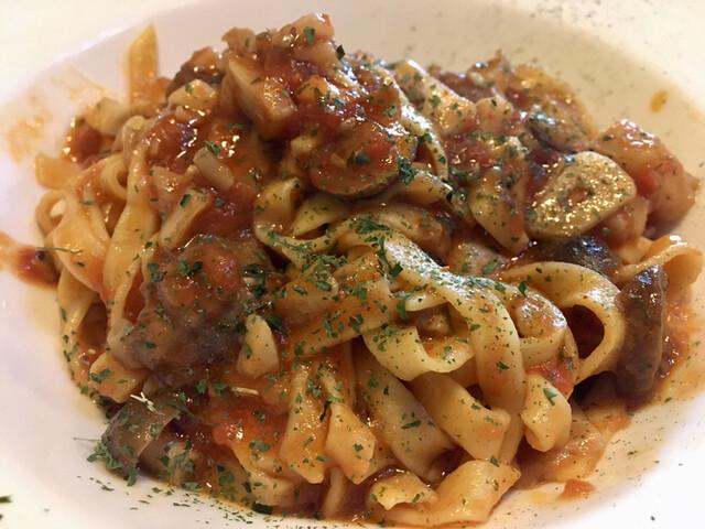 イタリア 食堂 ベケ
