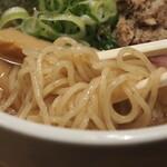 niboshichuukasobasuzuran - 麺