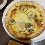 かに政宗 - かにピザ