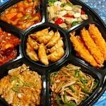 台湾料理 食楽 - 料理写真:オードブル 5980円  持ち帰り