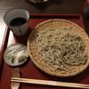 唐変木 - 料理写真:ざるそば