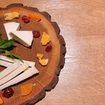 Cheese Meets Meat -