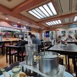 空港食堂 -
