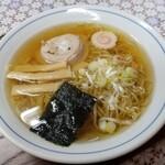 松の食堂 - 料理写真:中華そば