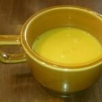 洋食や なかむら - にんじんスープ