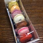 りんごカフェ - 料理写真:マカロン7個