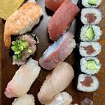 あやせ寿司 - 料理写真:シースーw(^^