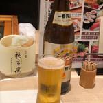 127952934 - 瓶ビール