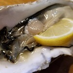 海鮮居酒屋山水 - 生牡蠣