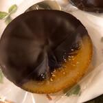 ショコラティエ・ミキ - スペイン産オレンジのチョコレート掛け