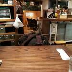 Grillマッシュ - 店内観