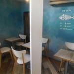 MK CAFE - 店内(1F席)
