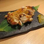 久茂地日本酒エビス  - 「鶏もも肉の一夜干し(ハーフ)」(¥590)