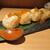 日本酒エビス - 料理写真:「おでん大根の竜田揚げ」(¥690)