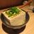 日本酒エビス - 料理写真:「豆腐めし」(¥390)