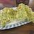 本格手打 麺の蔵 - 料理写真:「わさび菜の天ぷら」(¥90)