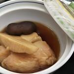 かんぽの宿 潮来 - カレイの煮物
