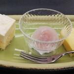 かんぽの宿 潮来 - デザート
