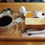 マイムマイム - モーニング 白 バター