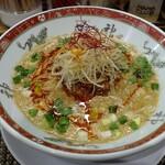 セアブラノ神 伏見剛力 - 料理写真:三月限定 熟成但馬牛担々麺