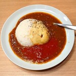 太陽のトマト麺 - 太陽のトマトカレー