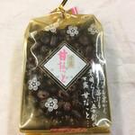 五十鈴 - 甘露甘納豆 中包装 表側