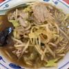 大成軒 - 料理写真:肉そば550円