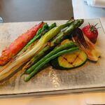 Piacere - ロースト野菜