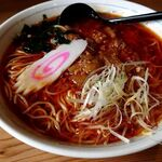 みおや - 料理写真:2020年3月タンタンメン大盛り900円