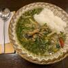 カフェ・ド・梵 - 料理写真:グリーンカレー