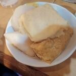 平澤かまぼこ - 料理写真:さつまあげ、半ぺん、あつあげ、大根