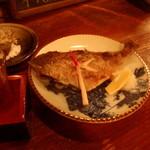 あぶりや食堂 - つぼ鯛焼き