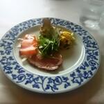 パパミラノ - 「レガメ」ランチ 前菜