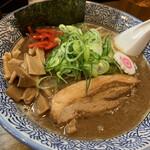 麺屋えびす - 料理写真:魚介豚骨ラーメン
