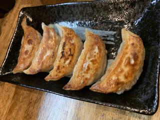 麺屋えびす - 餃子