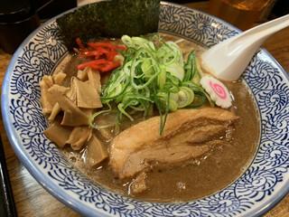 麺屋えびす - 魚介豚骨ラーメン