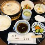 新三浦 - 水だき小鉢定食(2,100円)