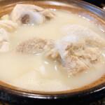 新三浦 - 旨みとコクの白濁スープ!